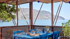 blue door taverna